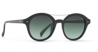 Invu T2711 Cor A Black-Silver Gradient Green
