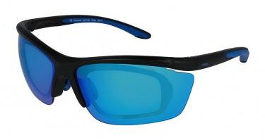 Invu  S  A2013   Cor B Matt Black-Rubb. Blue - Lts