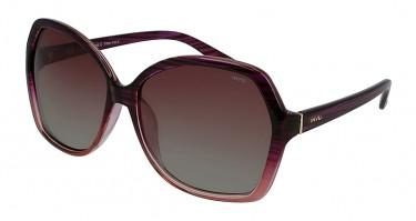 Invu  S  B2009   Cor C Stripe Purple Pink - Lts Gr