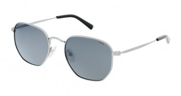Invu | S | V1103 | Cor B Silver - Lts Solid Grey |