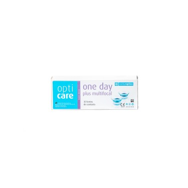Opticare One Day Plus Multifocal - Lente diária -