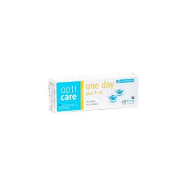 Opticare One Day Plus Toric - Lente diária - Embal