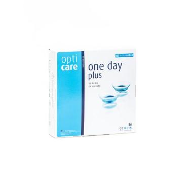 Opticare One Day Plus - Lente diária - Embalagem 9