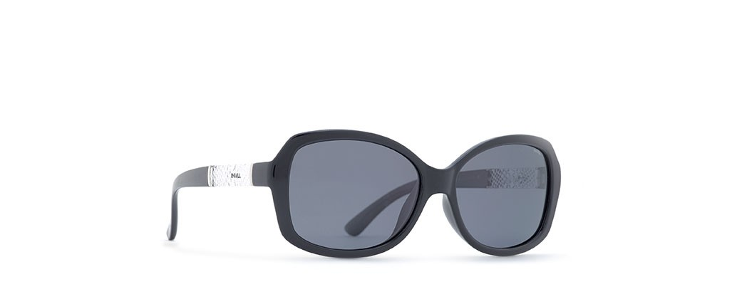 Invu  B2603 Cor A Black - Solid Grey
