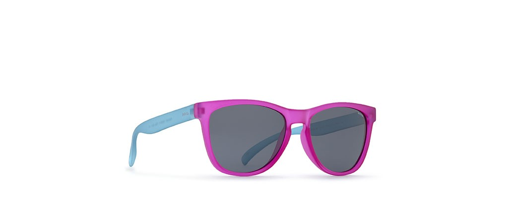 Invu K2420 Cor H Matt Transparent Pink-Blue - Soli