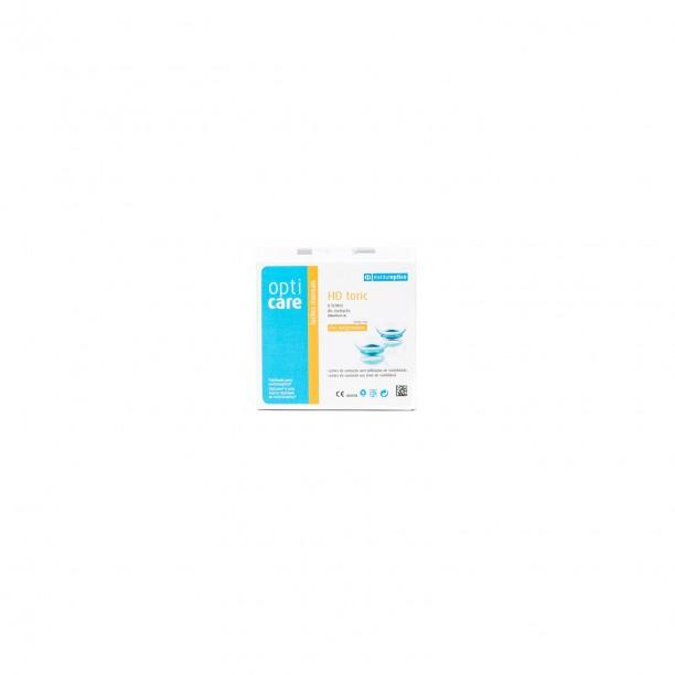 Opticare HD Toric - Lente mensal - Hidrogel Silico