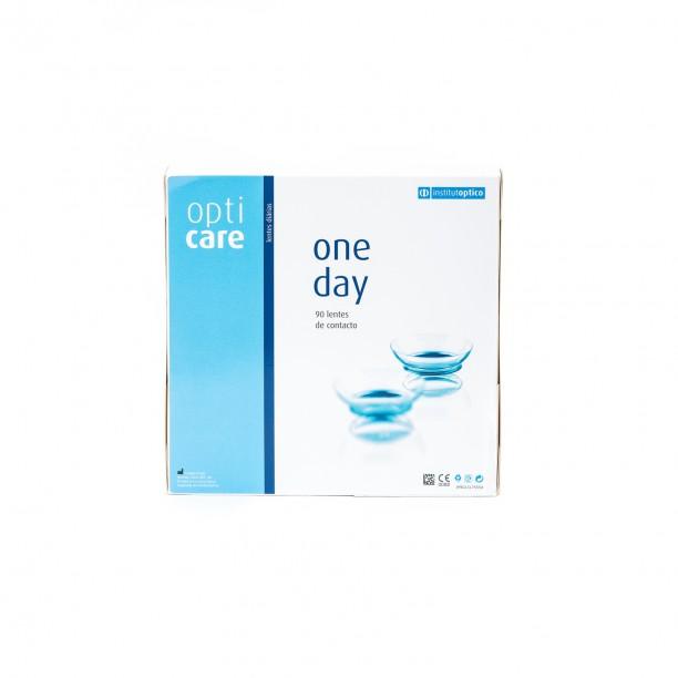 Opticare One Day - Lente diária - Embalagem 90 len