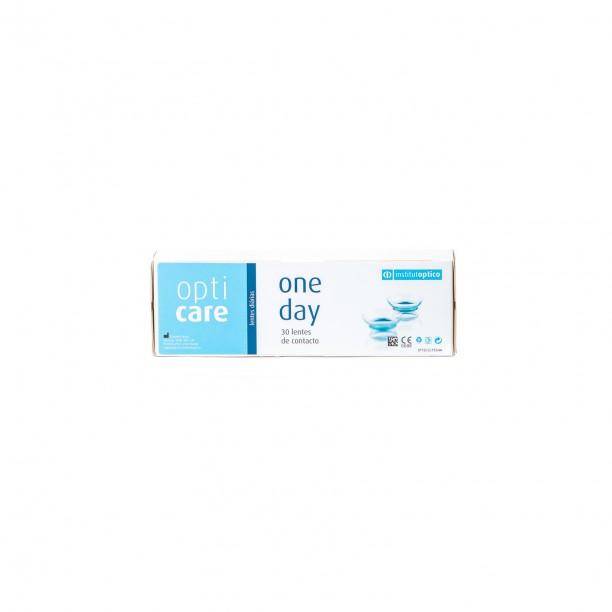 Opticare One Day - Lente diária - Embalagem 30 lentes